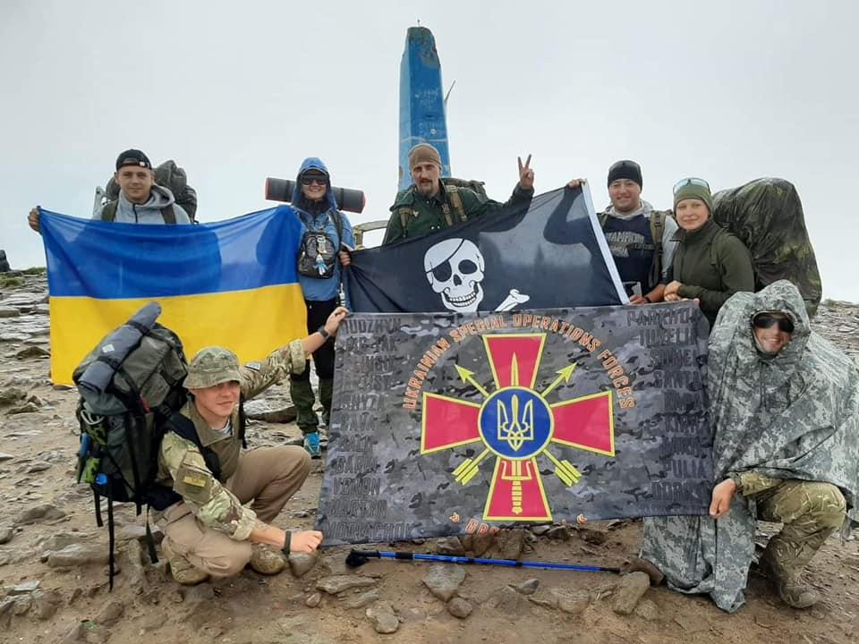 Військовослужбовці з Кропивницького підкорили дві найвищі вершини України (ФОТО)