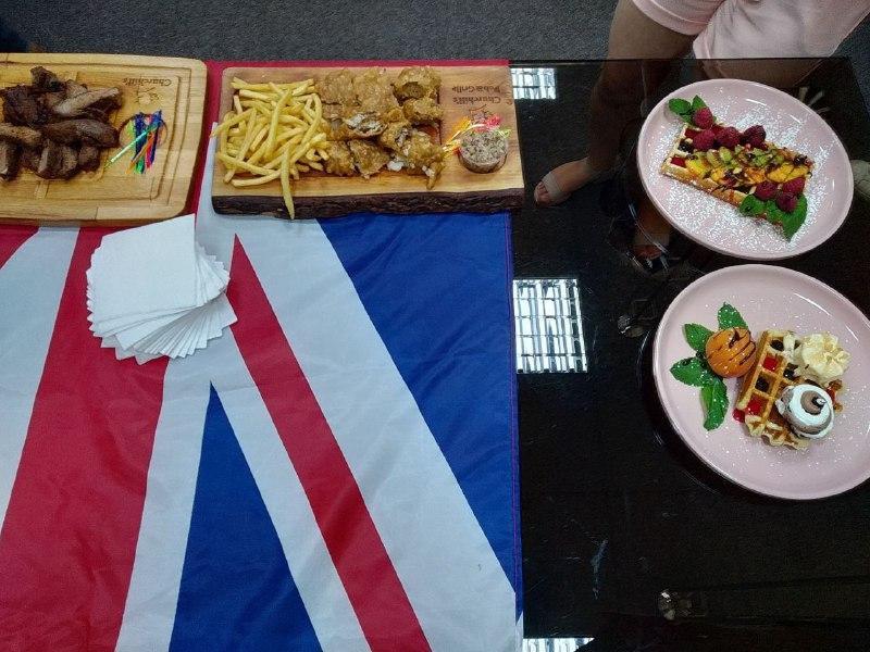 У Кропивницькому у рамках святкування Дня мiста усiх охочих запрошують на фестиваль вуличної їжi