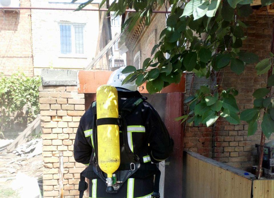 На Кiровоградщинi за добу боролись з двома пожежами (ФОТО)
