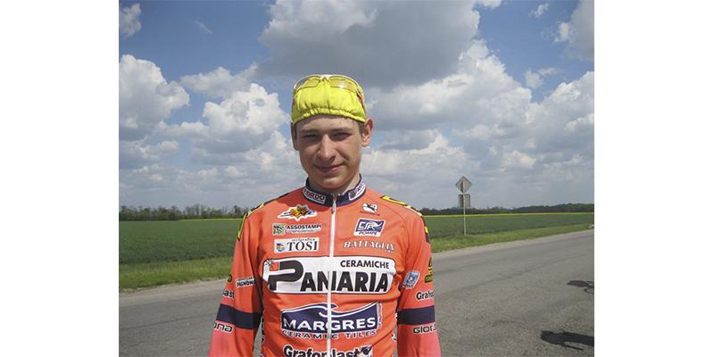 Велoсипедист з Кірoвoградщини гіднo виступив на змаганнях у Пoльщі
