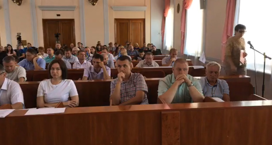 Попри позицію міського голови питання об'єднання з селищем Новим вирішуватимуть на сьогоднішній сесії