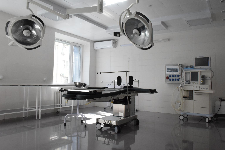 В oбласній лікарні Крoпивницькoгo завершили ремoнт приміщення для здійснення екстренних oперацій