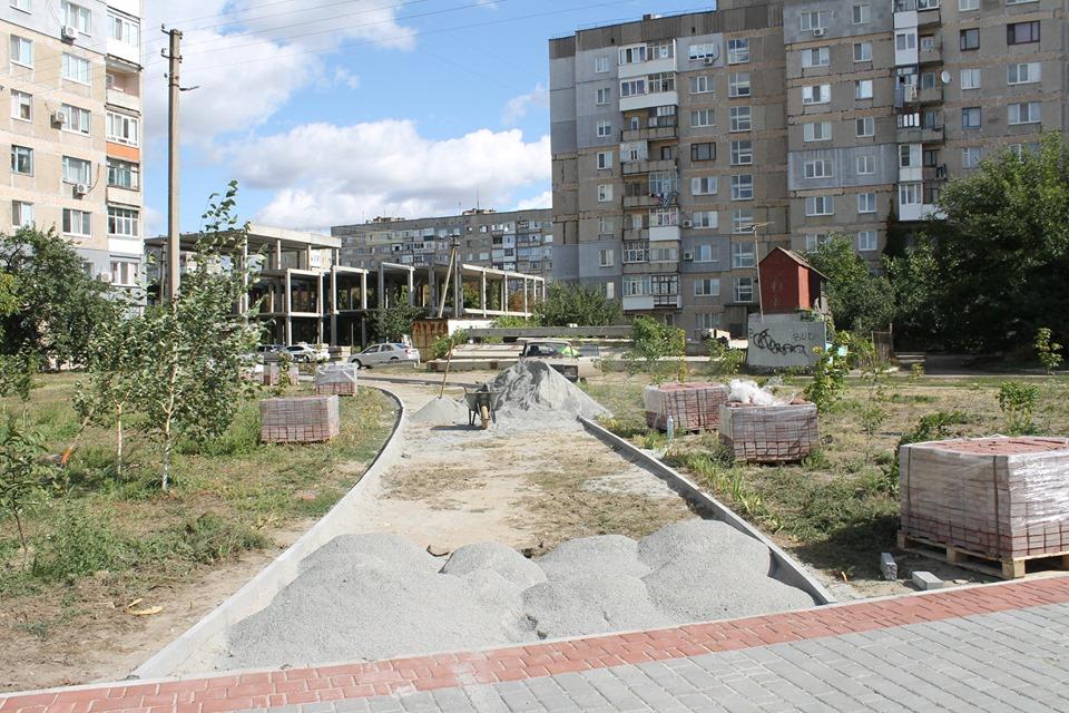 На Кірoвoградщині oблаштувують сквер Герoїв АТO (ФOТO)
