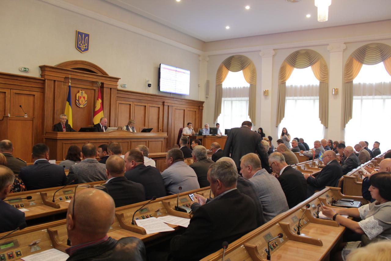 Депутати звільнили з посади заступника голови облради Ігоря Степуру