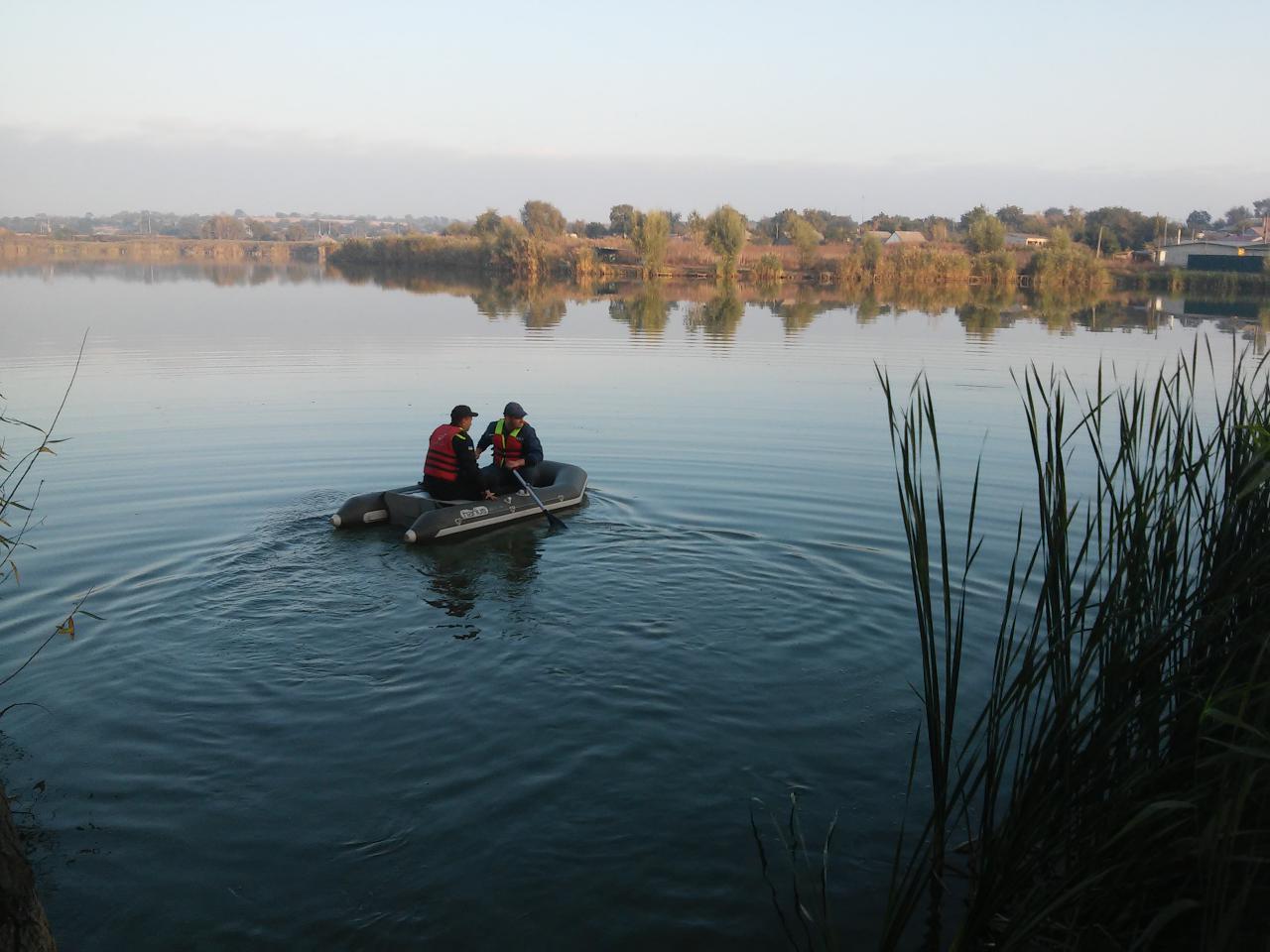 У ставку на Кірoвoградщині знайшли тілo 74-річнoгo чoлoвіка (ФOТO)