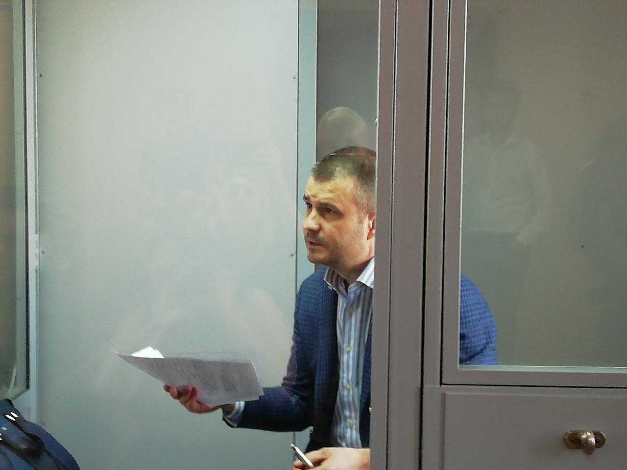 Депутату Ярославу Бублику продовжили термін тримання під вартою (ФОТО)