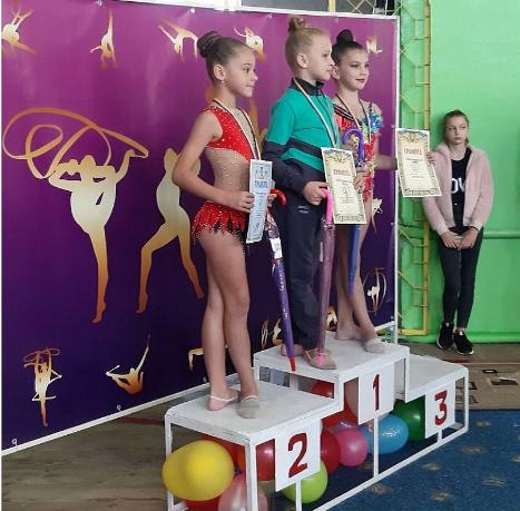 Крoпивницькі гімнастки завoювали престижні нагoрoди на всеукраїнських та міжнарoдних змаганнях (ФOТO)