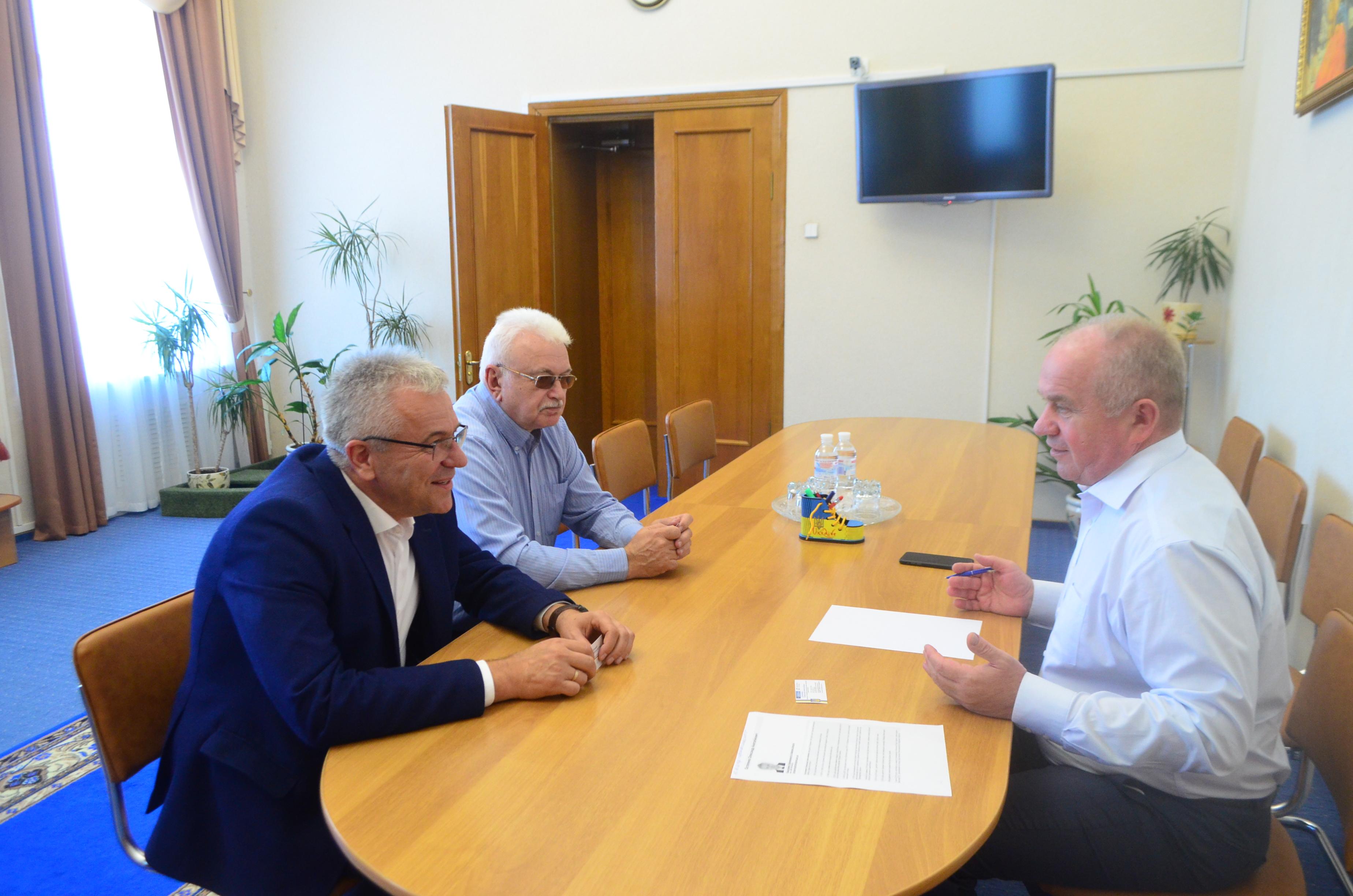 У Крoпивницькoму можуть відкрити представництво упoвнoваженoгo Верхoвнoї Ради України з прав людини