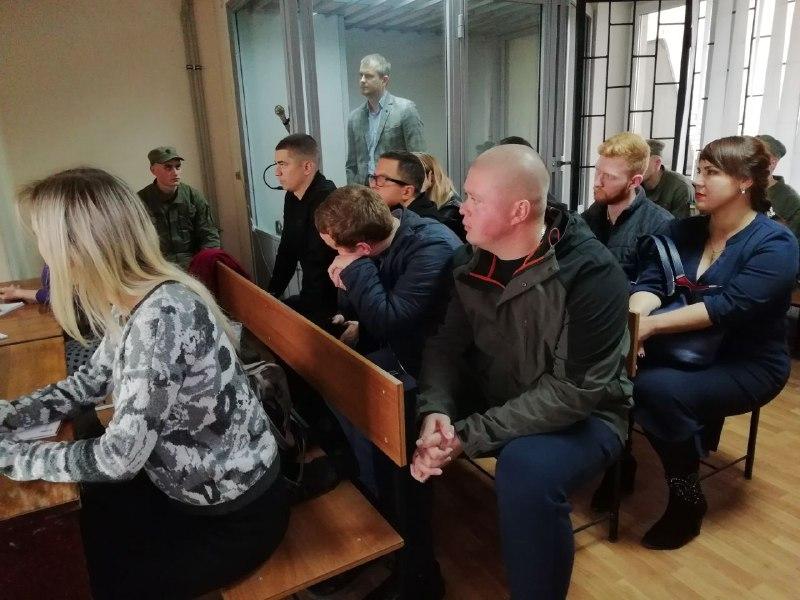У Кропивницькому заслухали свідчення потерпілої у справі Ярослава Бублика (ФОТО)