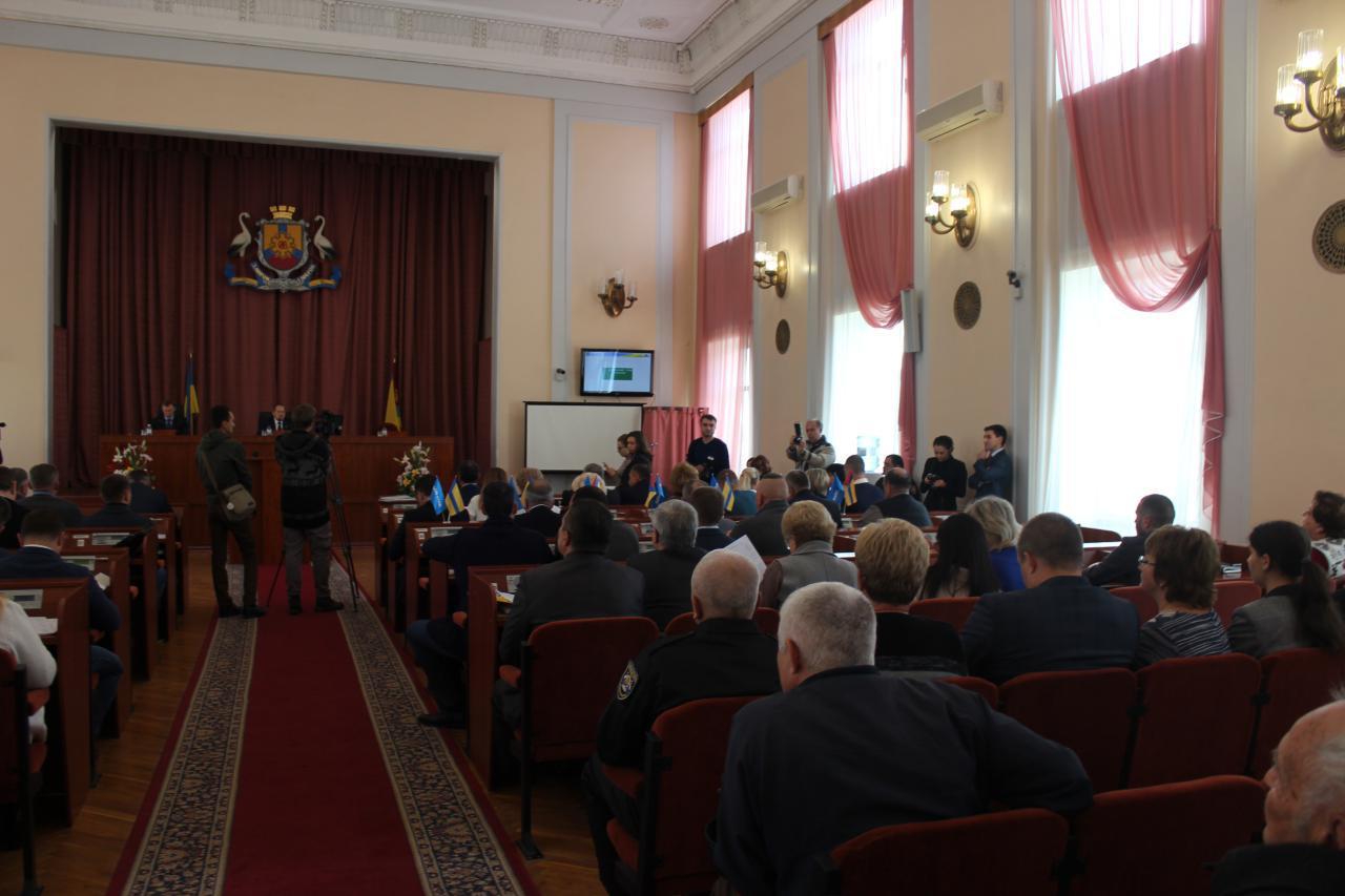 Кропивницькі депутати не звертатимуться до президента, щодо продовження мораторію на продаж землі