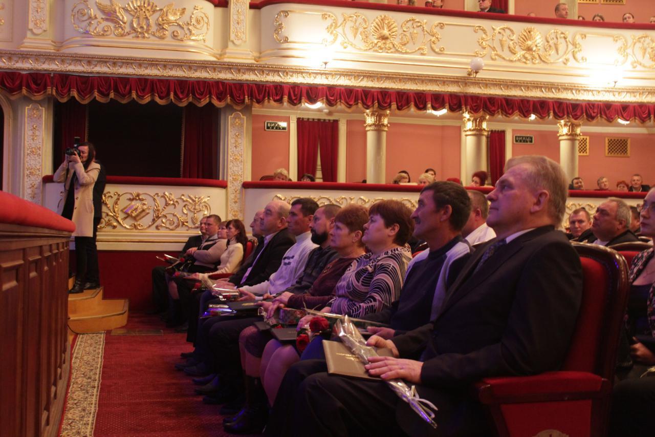 У Кропивницькому привітали працівників сільського господарства (ФОТО)