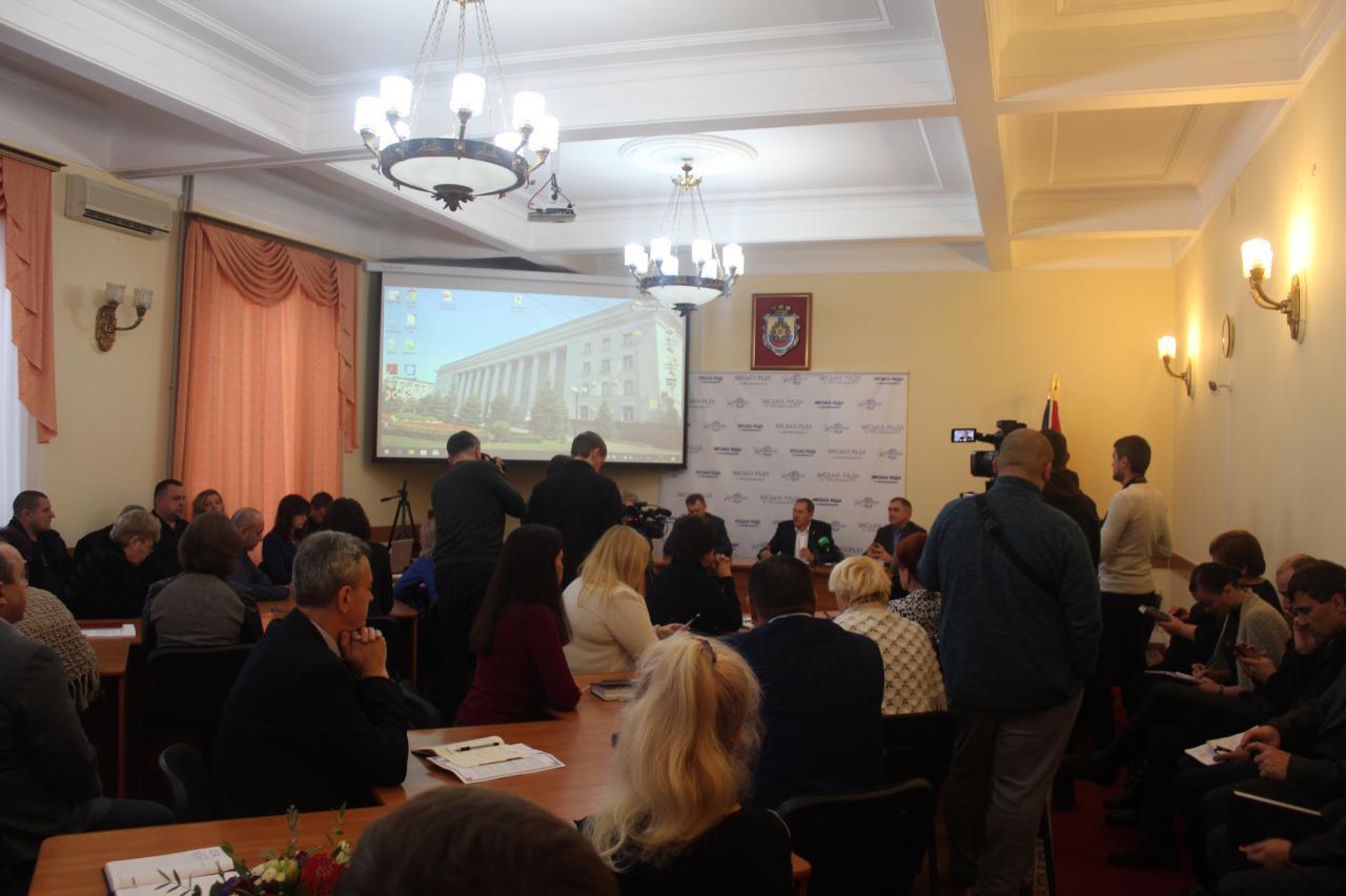 Частина житлового фонду Кропивницького залишається без тепла