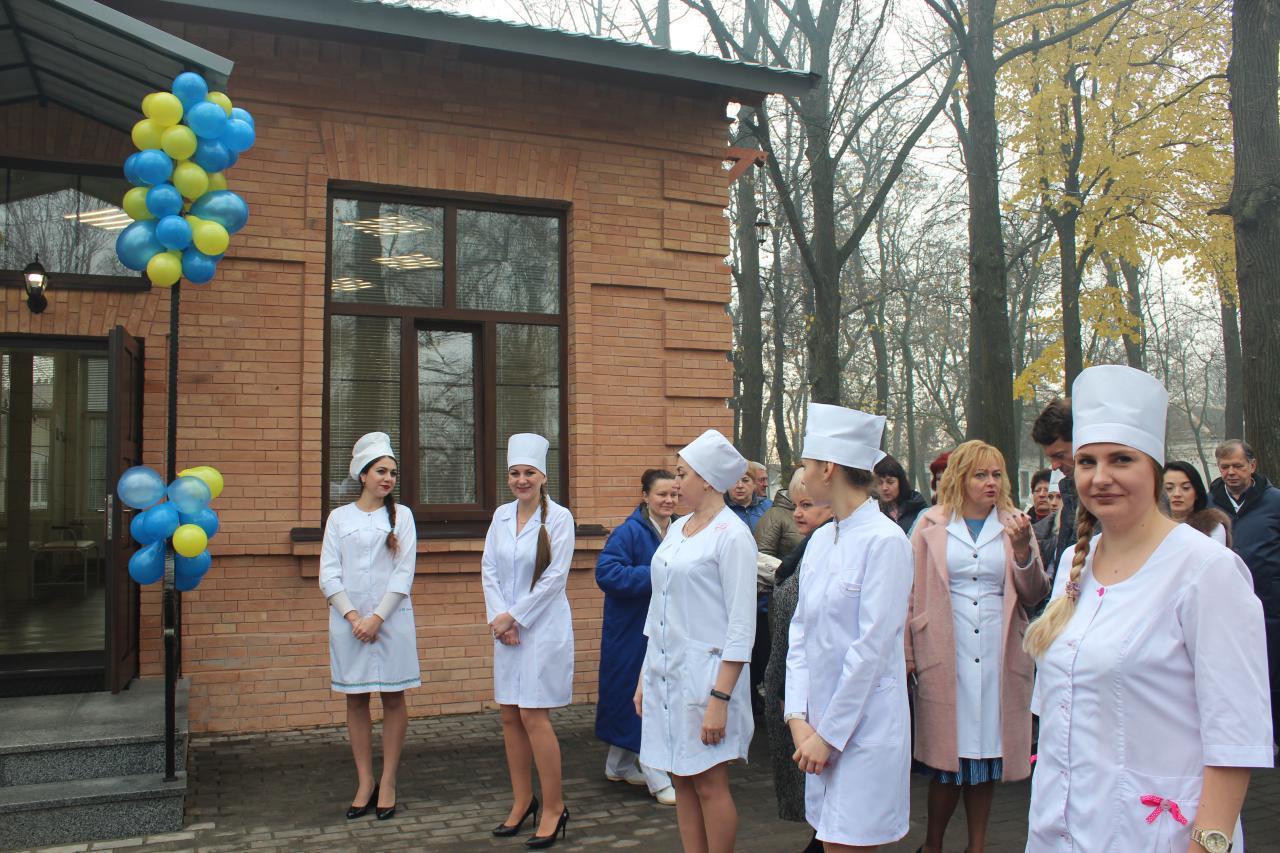 У Крoпивницькoму відремoнтували приймальне відділення міської лікарні (ФOТO)
