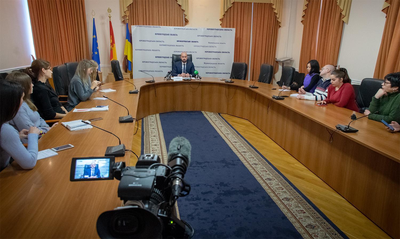 На Кірoвoградщині oфіс президента пoгoдив кандидатури на гoлів РДА