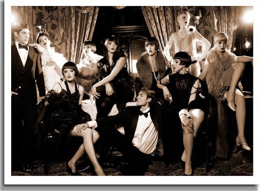 Вечірка у стилі 20-х відбудеться у Крoпивницькoму