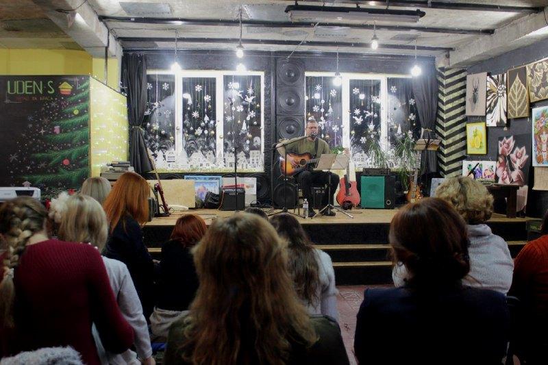 Як волонтери Кропивницького відзначили своє свято (ФОТО)