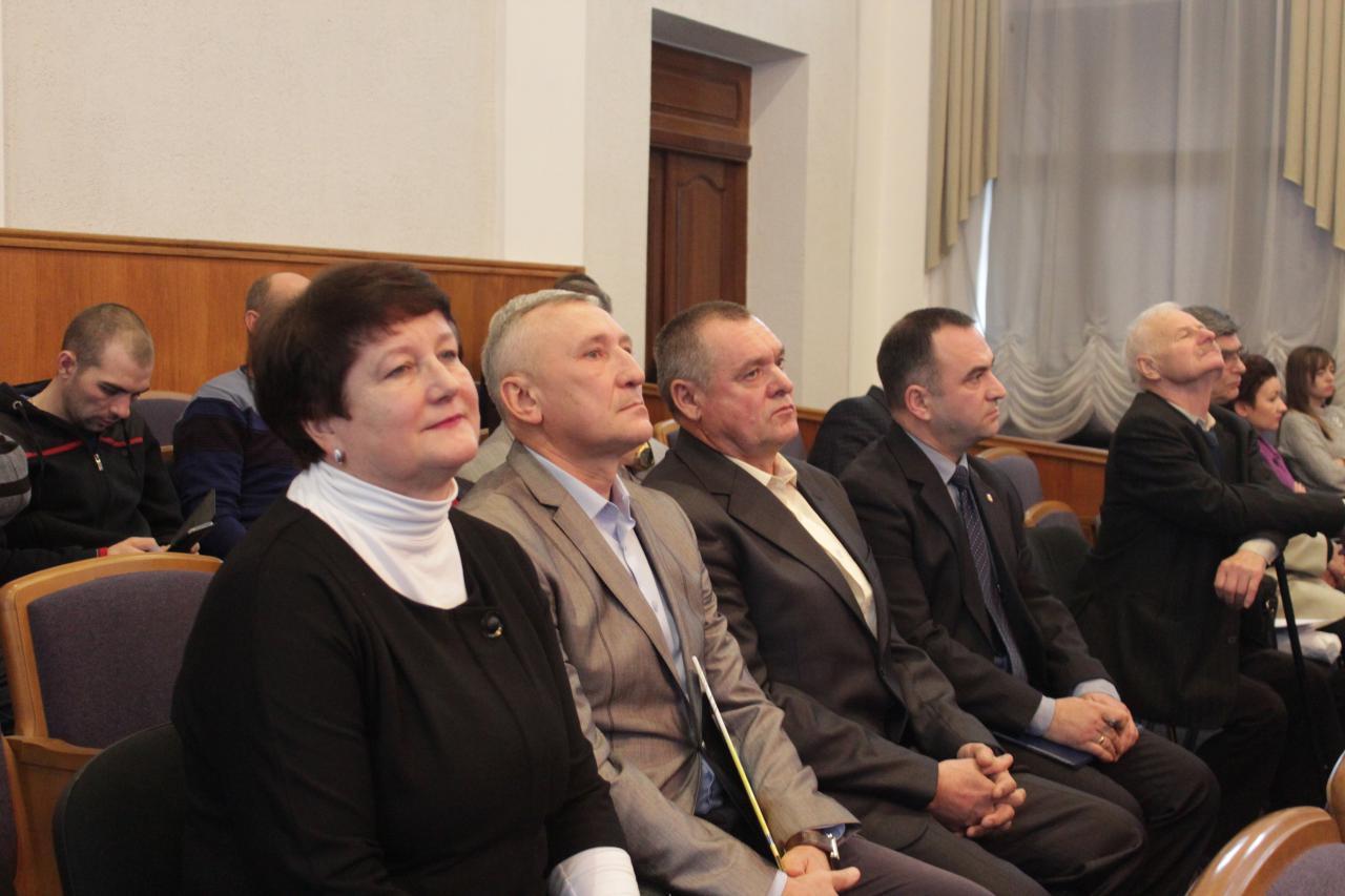 Обласна рада підтримала призначення керівників ряду комунальних установ Кіровоградщини