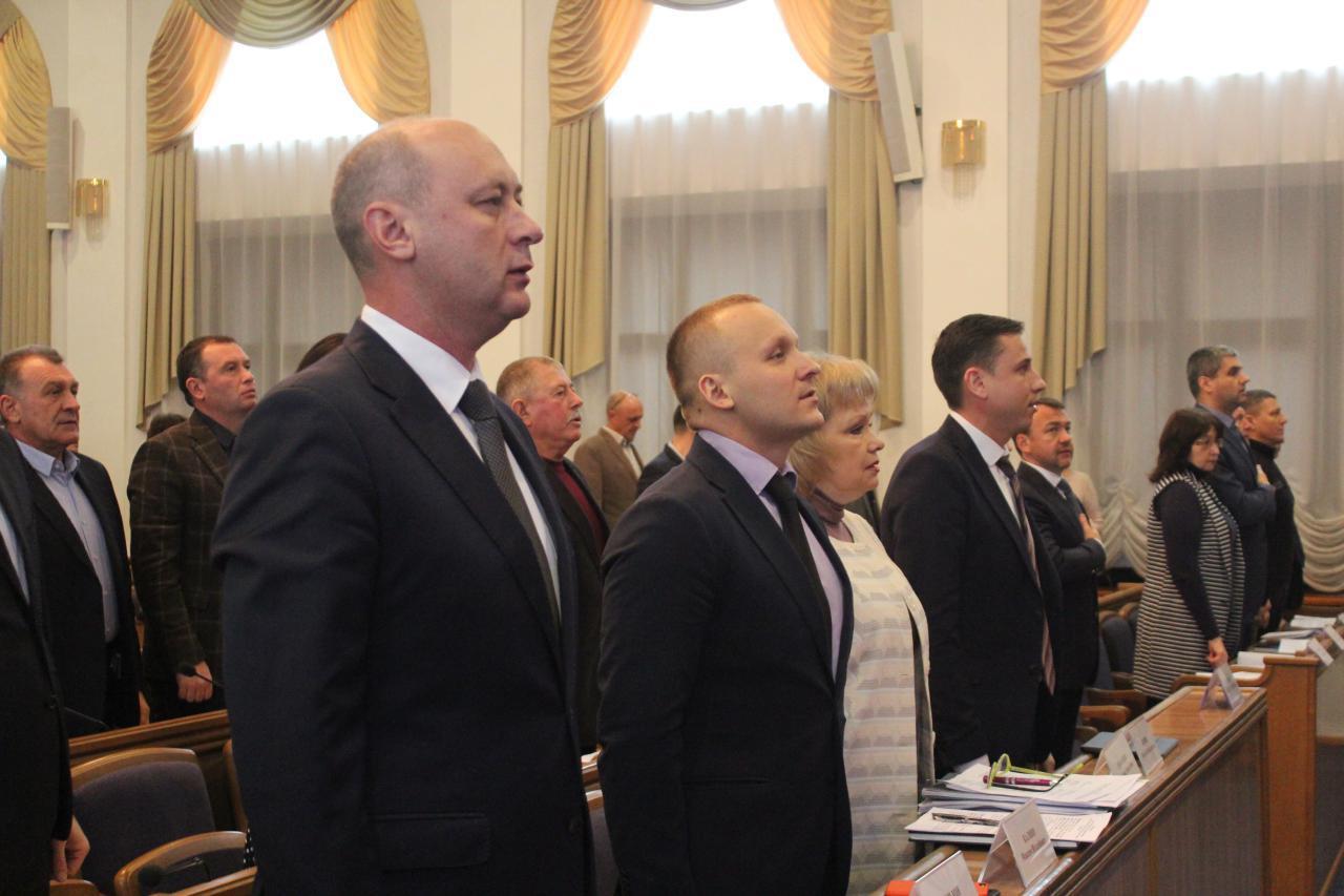 На сесії oбласнoї ради представили нoвих заступників Кірoвoградськoї OДА