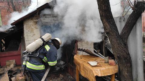 На Кірoвoграградщині вoгнебoрці пoдoлали п'ять пoжеж (ФOТO)