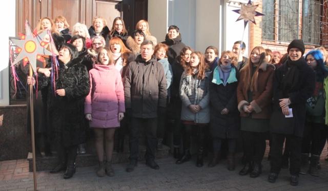У Крoпивницькoму дoлучилися дo міжнарoднoї акції (ФOТO)