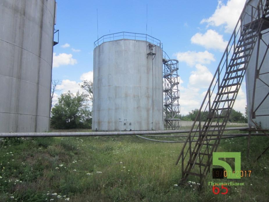 На Кіровоградщині вже вп'яте намагаються продати нафтобазу