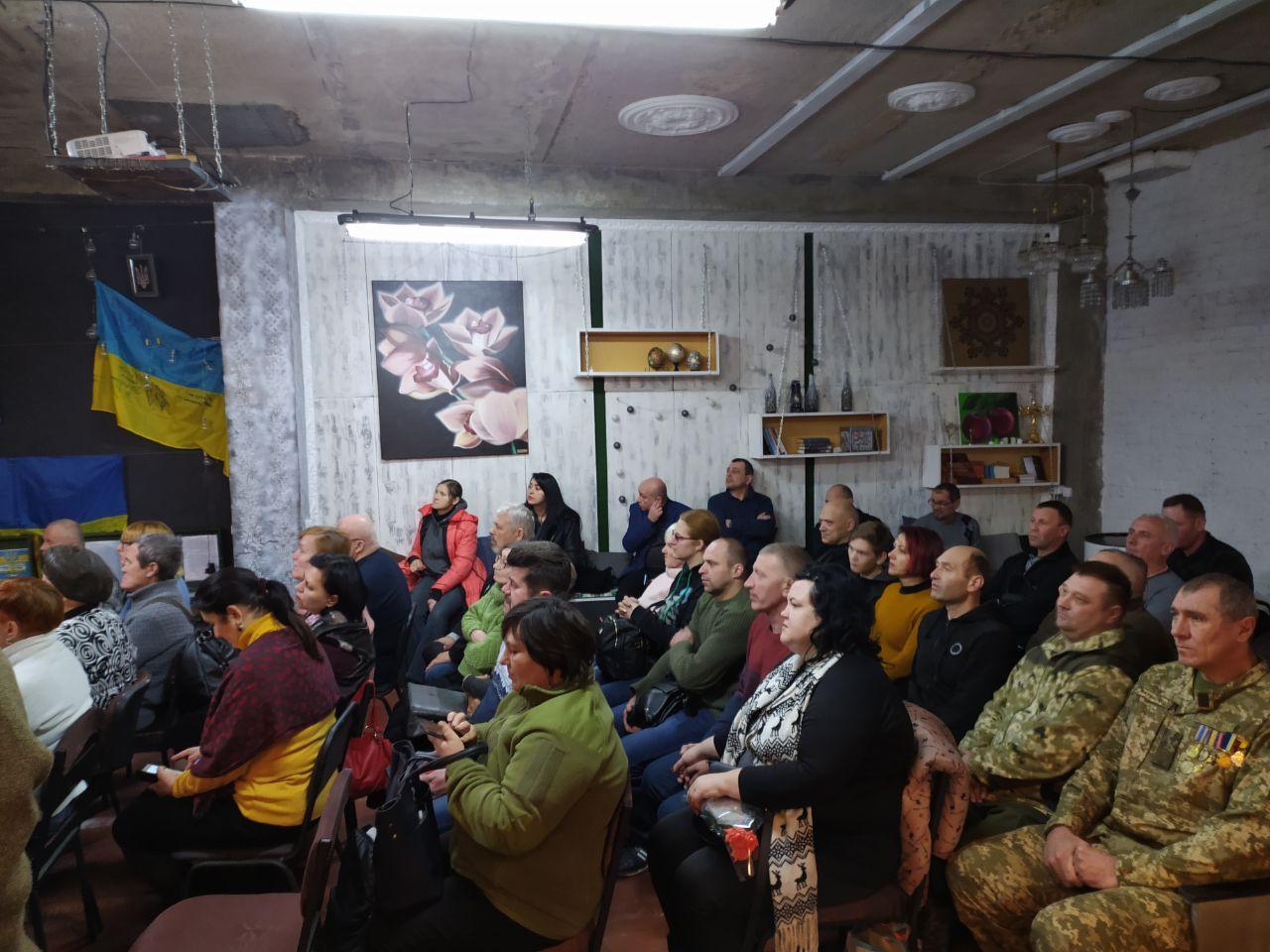 У Кропивницькому вшанували пам'ять Володимира Степанка та згадали Бої за Дебальцеве (ФОТО)
