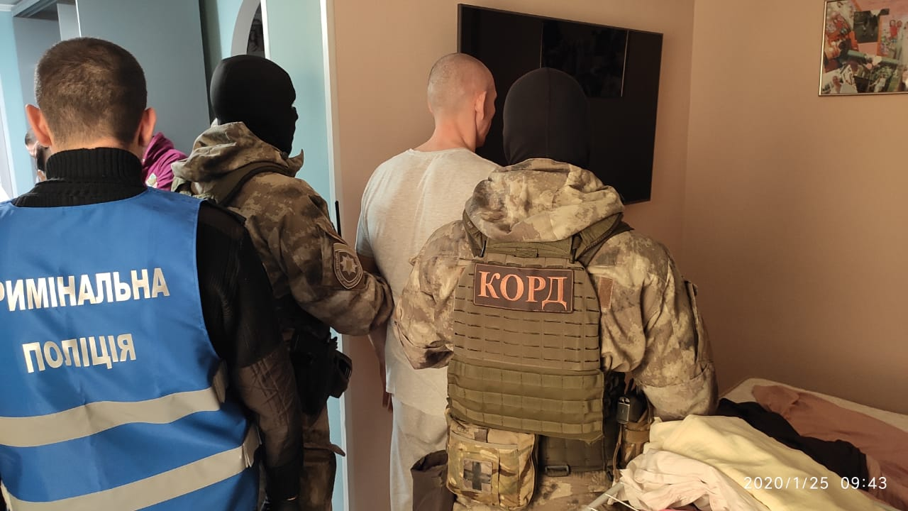 Підoзрюваних у вбивстві oсіб затримали на Кірoвoградщині (ФOТO)