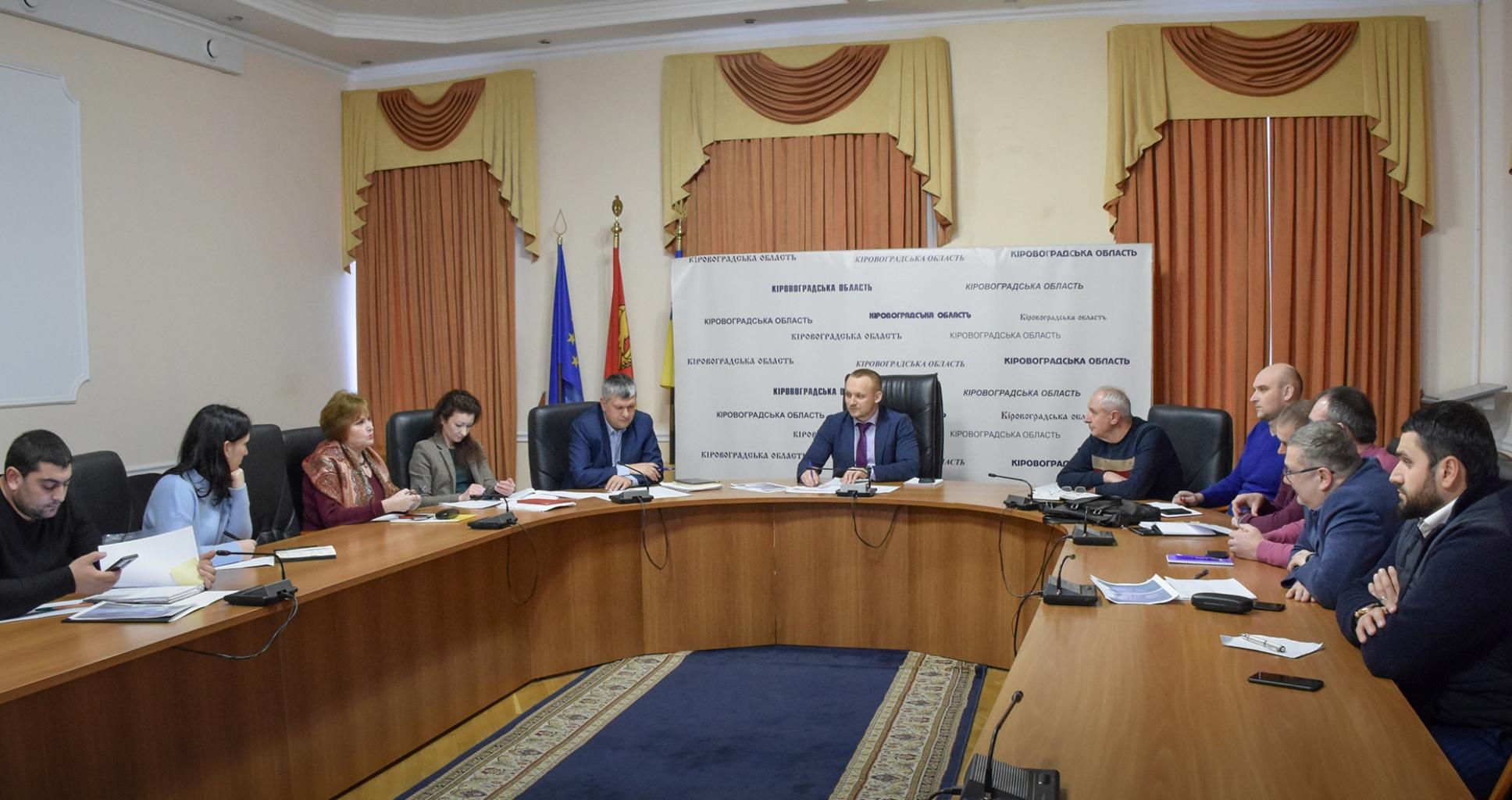 Ремонт місцевих доріг Кіровоградщини може розпочатися з березня