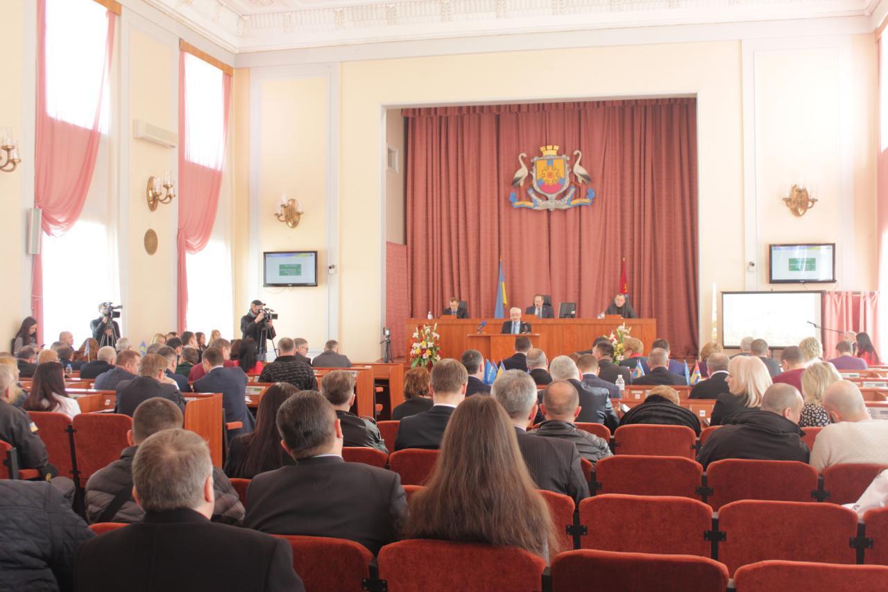 Найдисциплінованіші депутати Кропивницької міськради