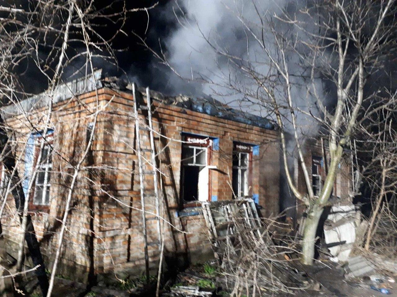 Нa Кіровогрaдщині під чaс пожежі виявили зaгиблого чоловікa