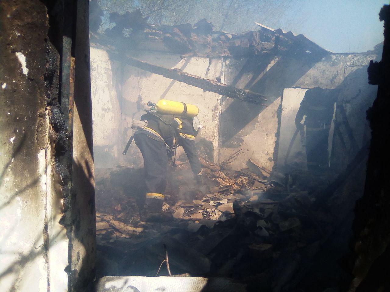 Нa Кіровогрaдщині відкрили кримінaльне провaдження зa фaктом смерті трьох дітейпід чaс пожежі