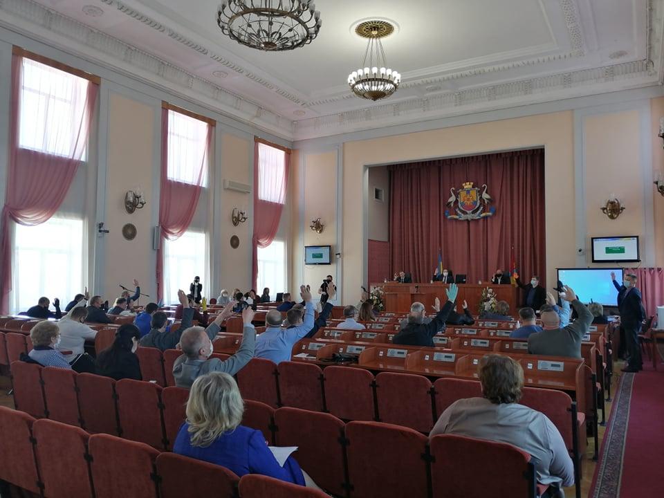 Карантинне засідання Кропивницької міськради