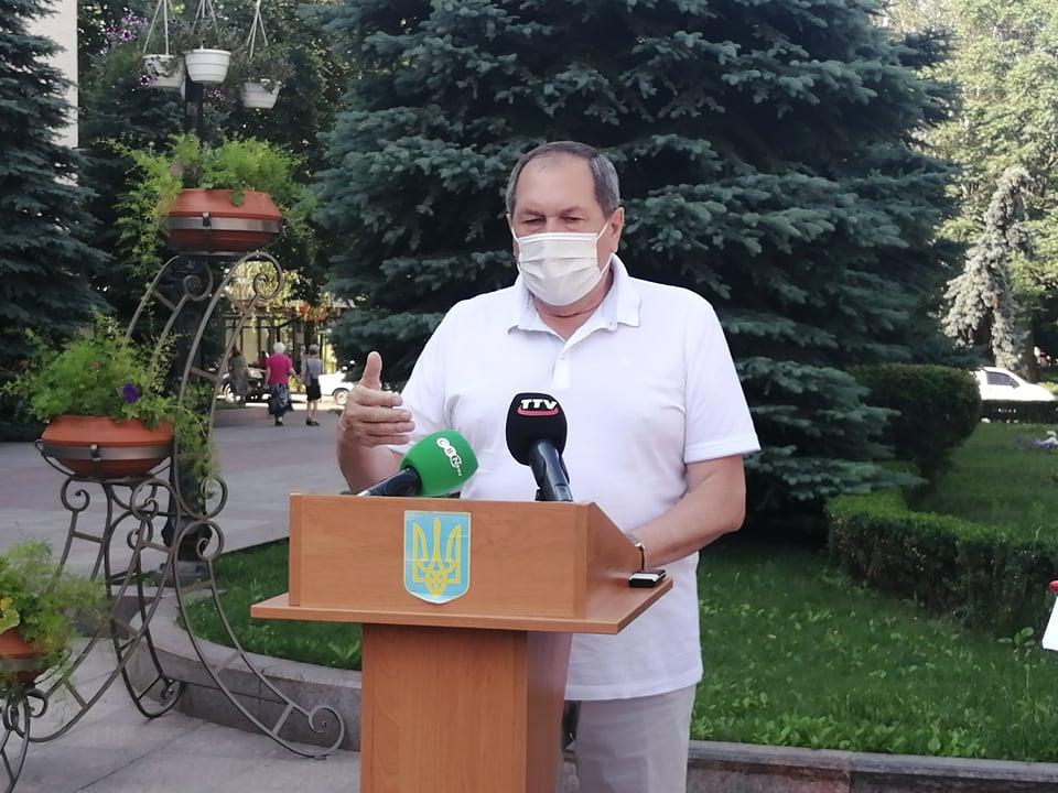 """Міський голова Кропивницького описав свою """"Пропозицію"""""""