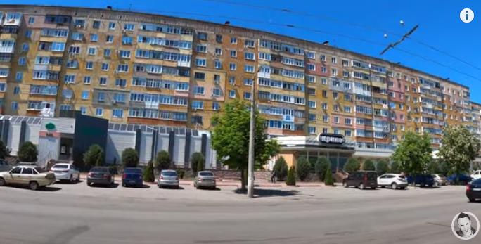 Блогер зняв вiдео про один з мiкрорайонiв Кропивницького (ВIДЕО)