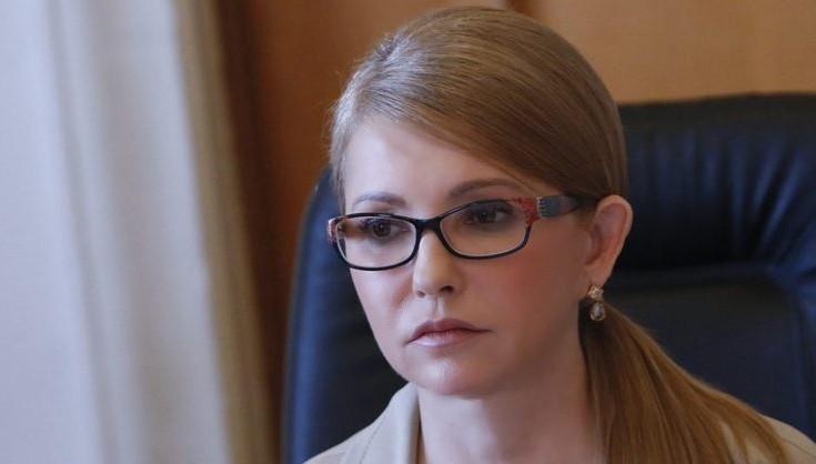 Юлія Тимошенко звернулася до президента та прем'єр-міністра з приводу повеней у Західній Україні