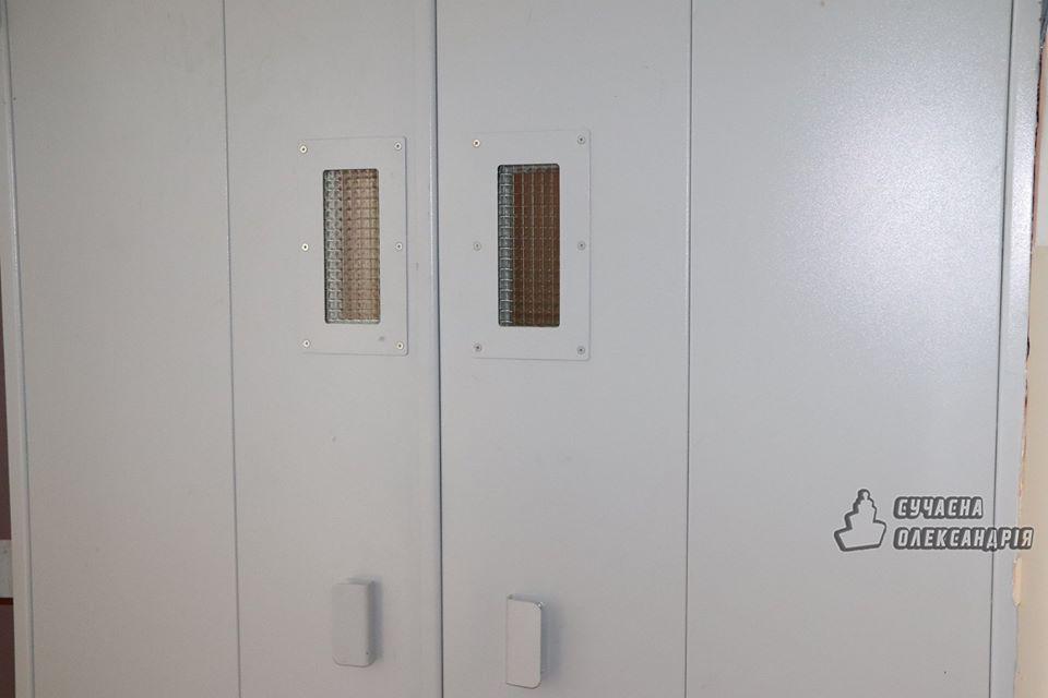 У лікaрні нa Кіровогрaдщині відновлюють ліфти (ФОТО)