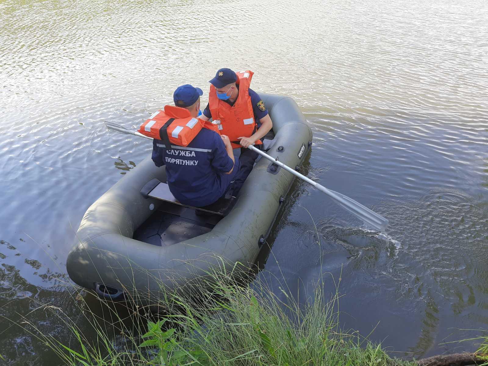 Тiло 39-рiчного чоловiка вилучили з води рятувальники Кiровоградщини (ФОТО)