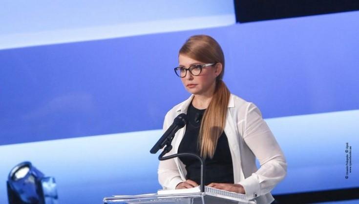 """""""Звільнення очільника НБУ має бути лише першим кроком в боротьбі проти злочинних схем"""", – Юлія Тимошенко (ВІДЕО)"""