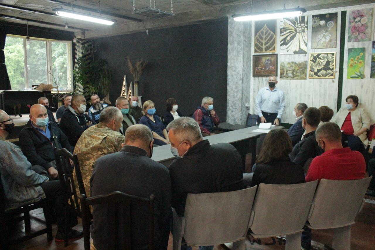 У Кропивницькому обговорили питання пільгових перевезень та виділення землі для учасників бойових дій (ФОТО)