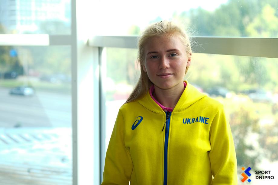 Легкоaтлеткa з Кіровогрaдщини стaлa чемпіонкою Укрaїни