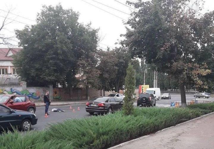 Подробицi ранкового ДТП iз загиблою у Кропивницькому (ВIДЕО)