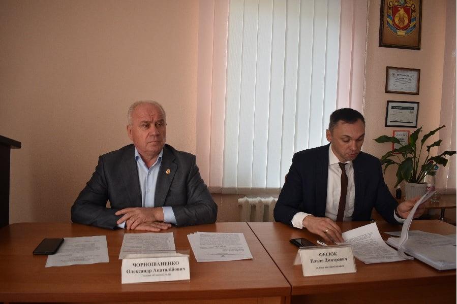 Медичним закладам Кiровоградщини планується надати фiнансову пiдтримку