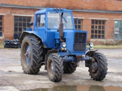 На Кіровоградщині й досі шукають тракторних крадіїв