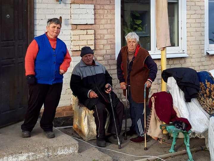 Все життя дбали, а втратили за мить: у Кропивницькому смерч зруйнував будинок пенсіонерів (ФОТО)