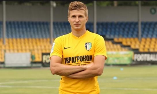 Екс-футболiст з Кiровоградщини змiнив клуб в РФ