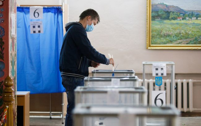 """На місцевих виборах перемогли """"Батьківщина"""" та """"Слуга народу"""", – ЦВК"""