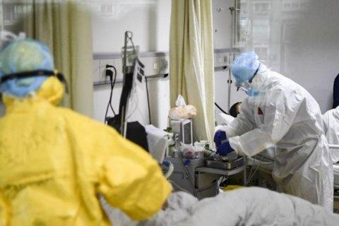 На Кiровоградщинi померло троє людей, хворих на COVID-19