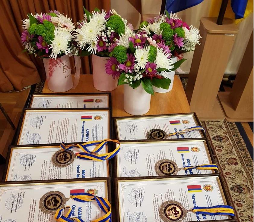 У Кропивницькому вручили обласнi премiї науково-педагогiчним працiвникам МАН