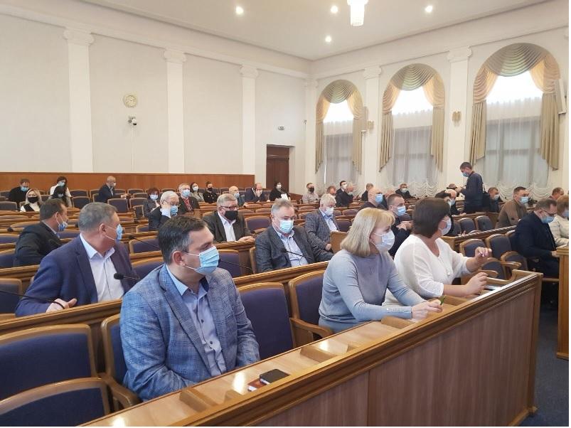 У Кропивницькому депутати вчергове не проголосували за поновлення Iгоря Степури на посадi
