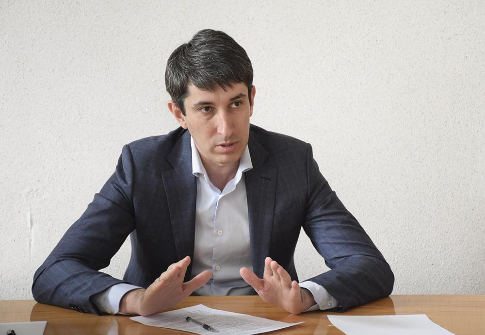Сергiй Кузьменко завтра вступить в повноваження олександрiйського мiського голови